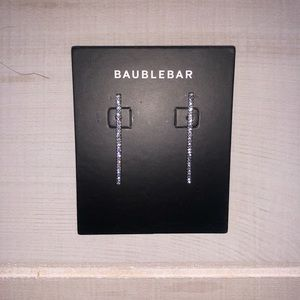Baublebar Silver Earrings